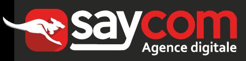Logo Saycom agence de communication à La Roche-sur-Yon