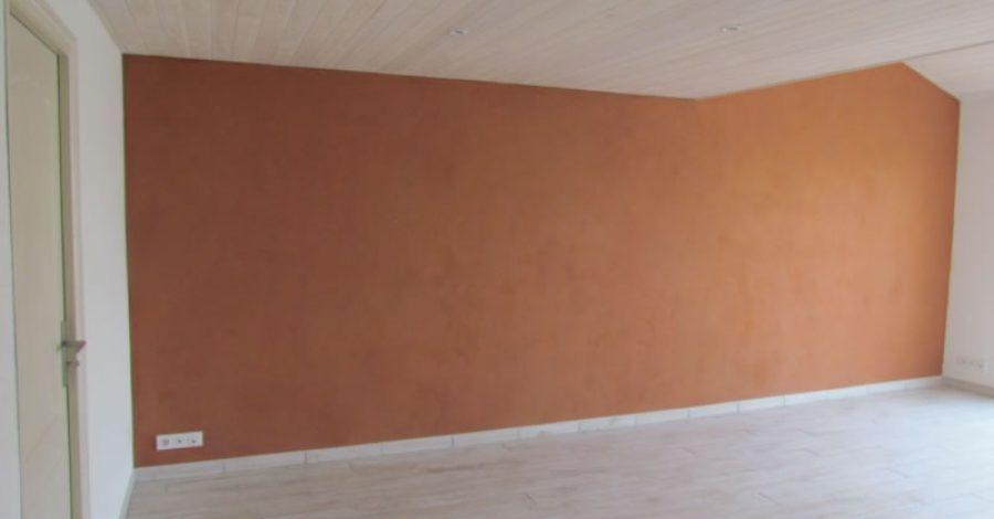 Réalisation d'enduit intérieur décoratif, Label Face, votre enduiseur à Saint-Gilles-Croix-de-vie